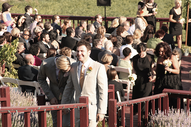 Apple Creek Ranch Santa Barbara Wedding Photo