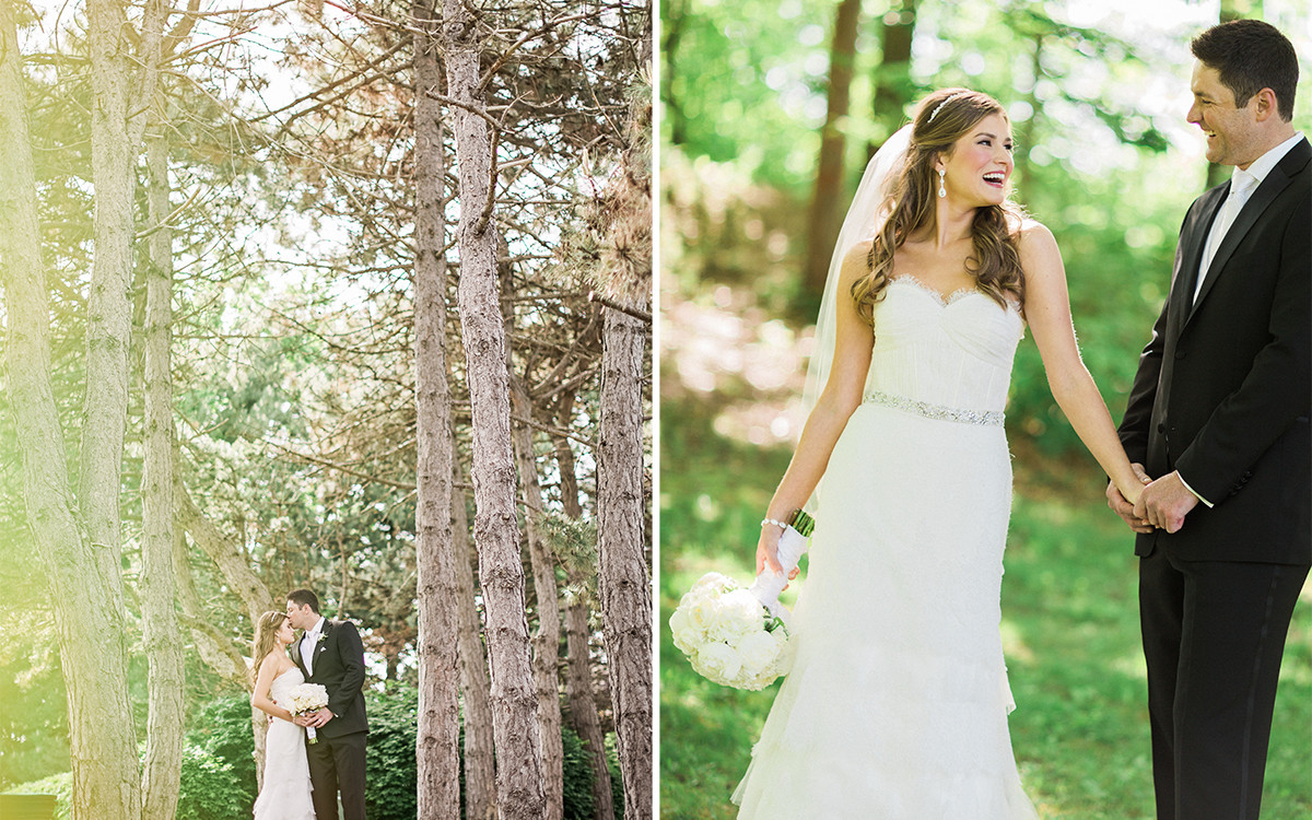 Lindsey + Michael  |  Bloomfield Hills, Michigan