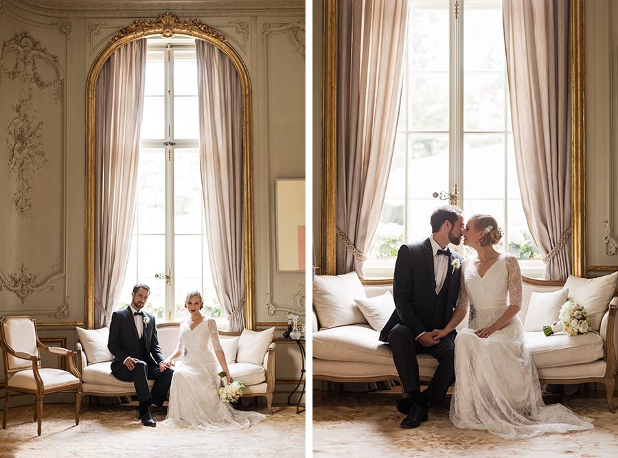 Berlin Hochzeitsfotografie Schlosshotel Grunewald