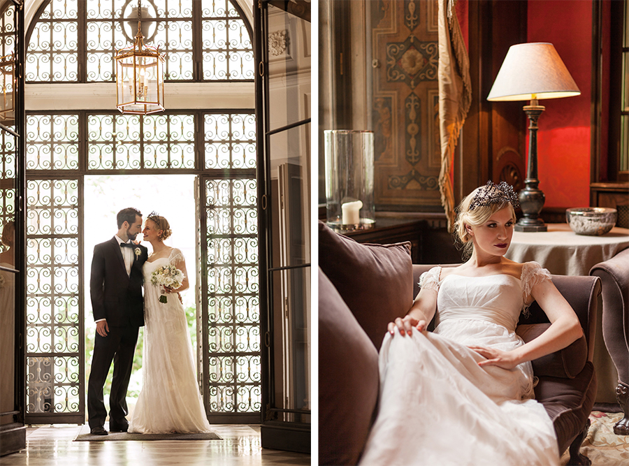 Schlosshotel Grunewald Wedding