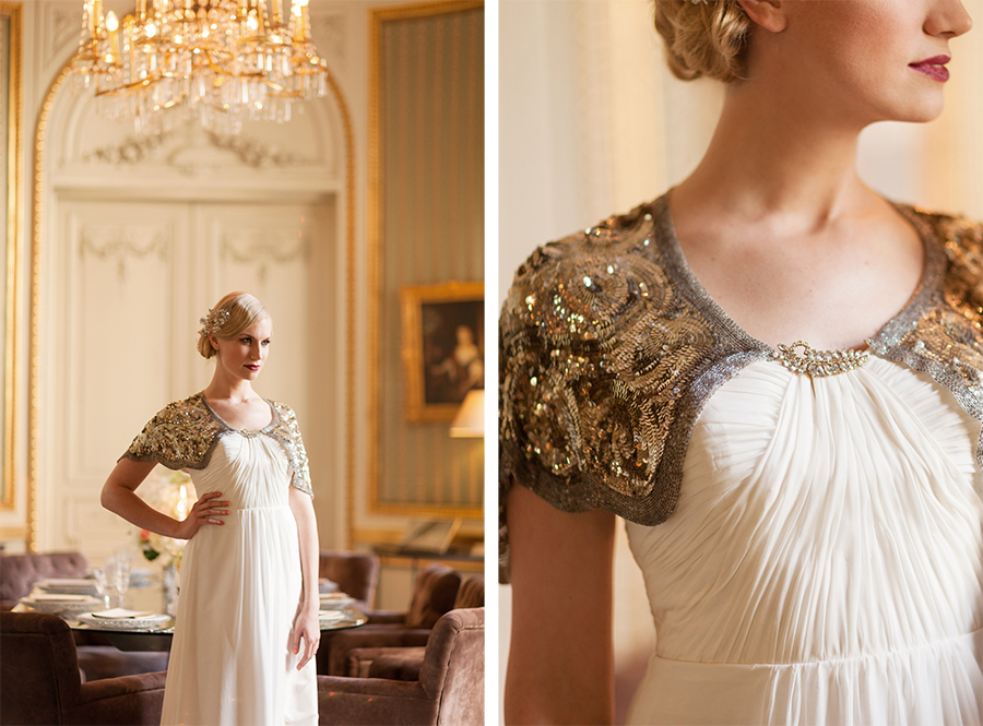 Great Gatsby Hochzeit Schlosshotel im Grunewald