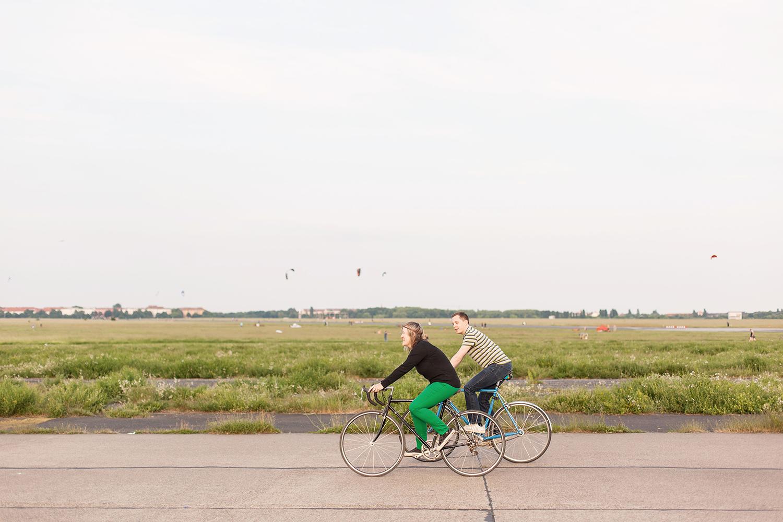 Tempelhofer Feld Hochzeitsfotos