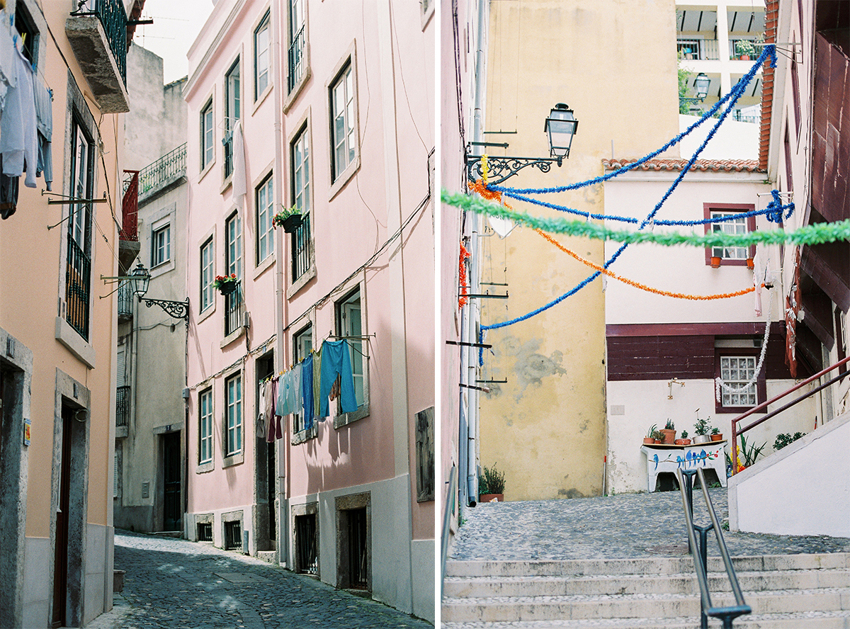 Lisbon Portugal Travel Photo