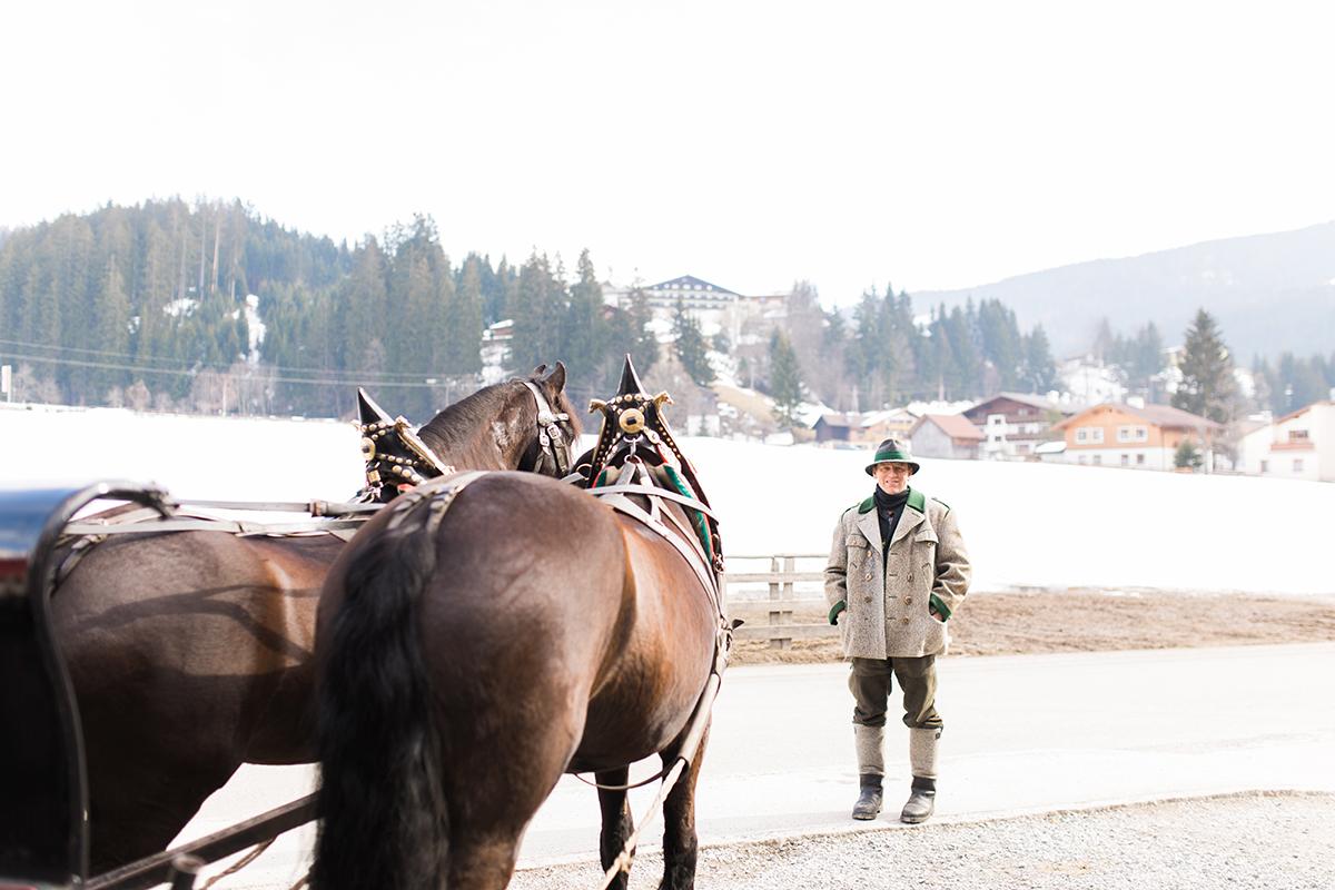 Filzmoos Austria Unterhof Alm Wedding Photo