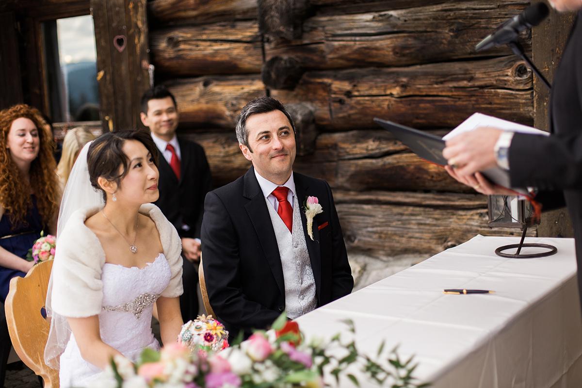 Filzmoos Unterhof Alm Wedding Photographer