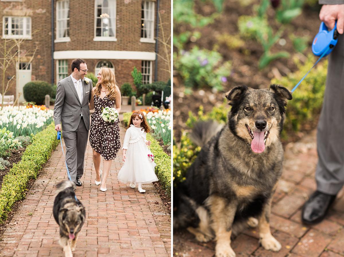 Morden Park House London Wedding Photo