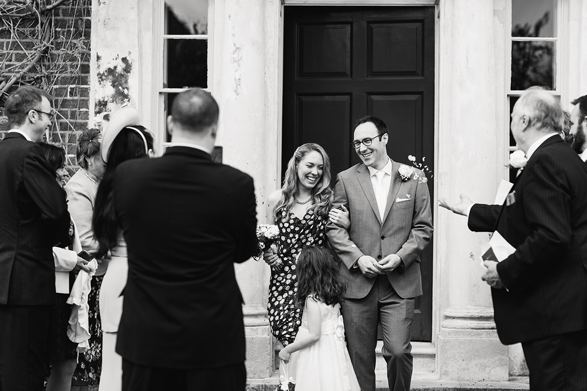 Morden Park House Wedding Photo