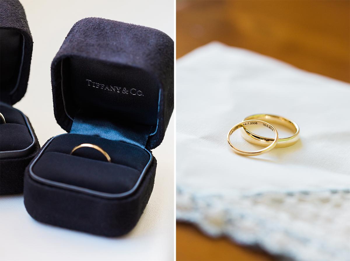 Tiffany & Co Hochzeitsringe