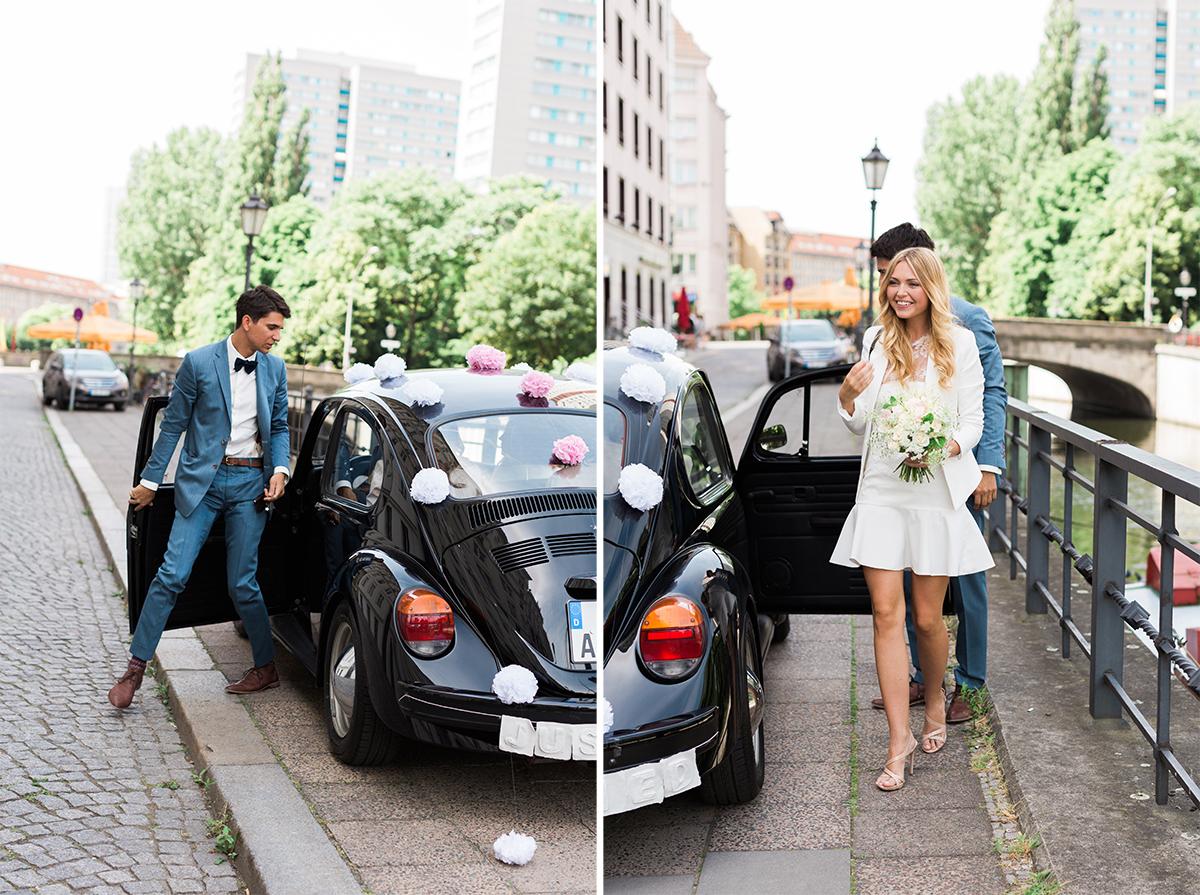 Berlin Hochzeitsfoto