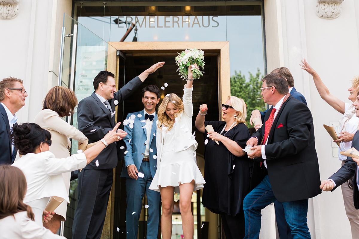 Ermelerhaus Berlin City Hall Wedding