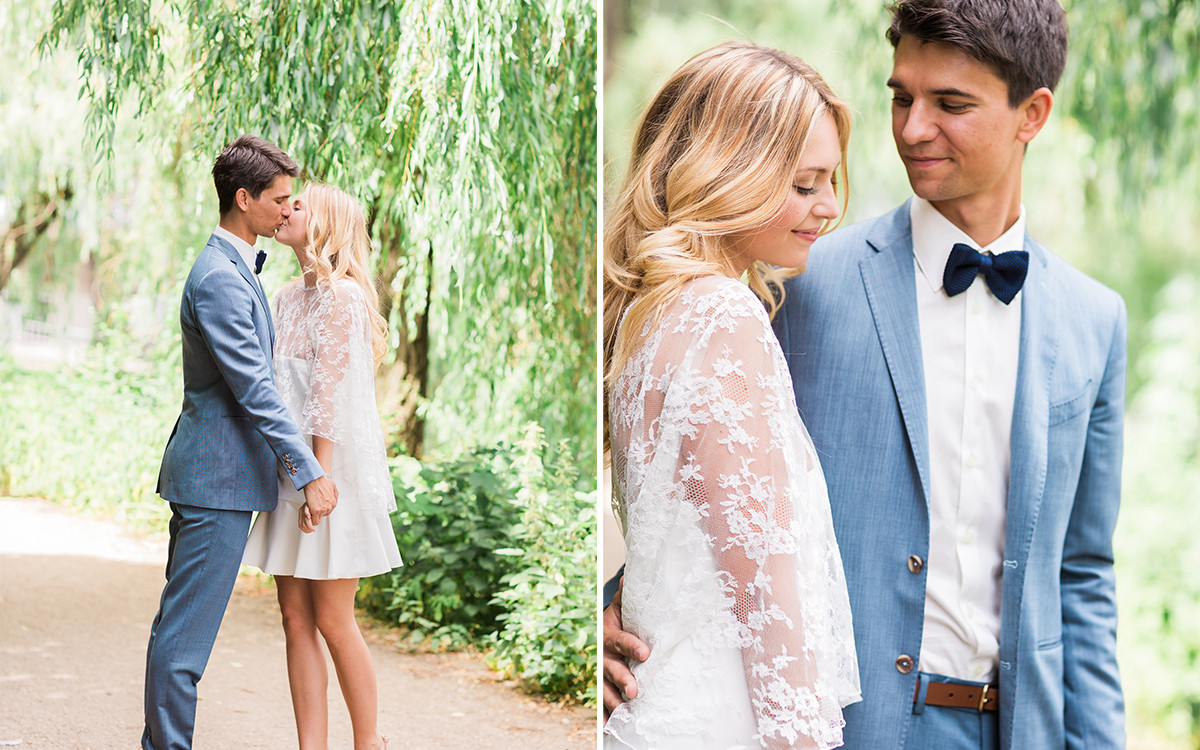 Franzi & Dominik | Ermelerhaus Berlin City Hall Wedding