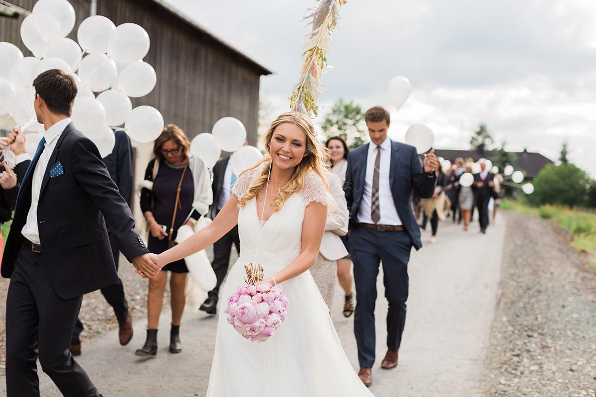 Scheune Hochzeit Bayern Hochzeitsfotograf Bavaria Wedding Photographer (41)