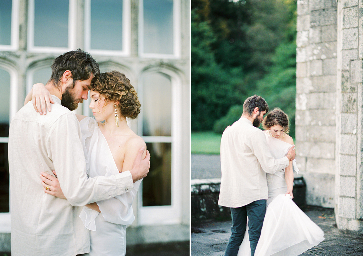 Lisnavagh House Ireland Wedding Photographer (3)