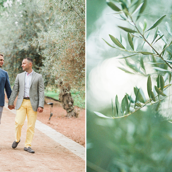 Rade & David | Madrid, Spain Engagement Session