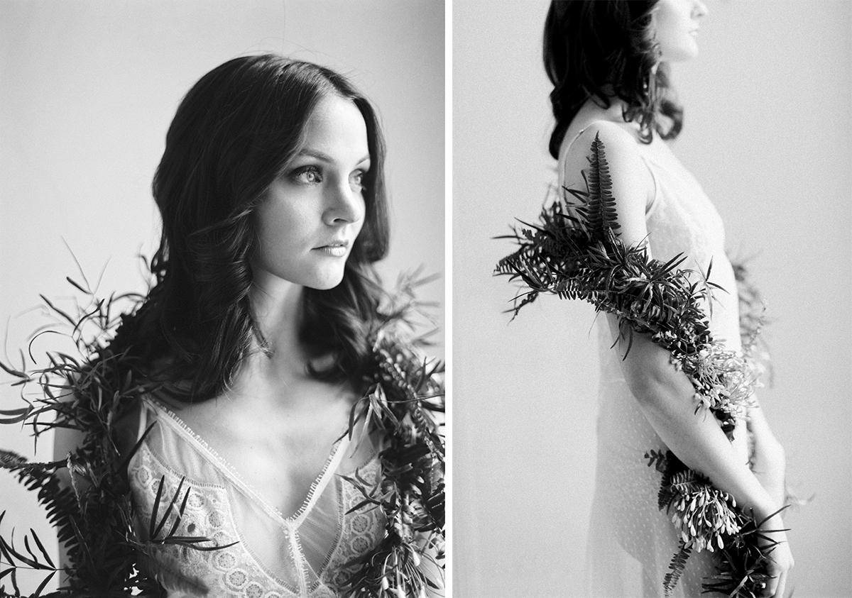 Romantic Bridal Boudoir