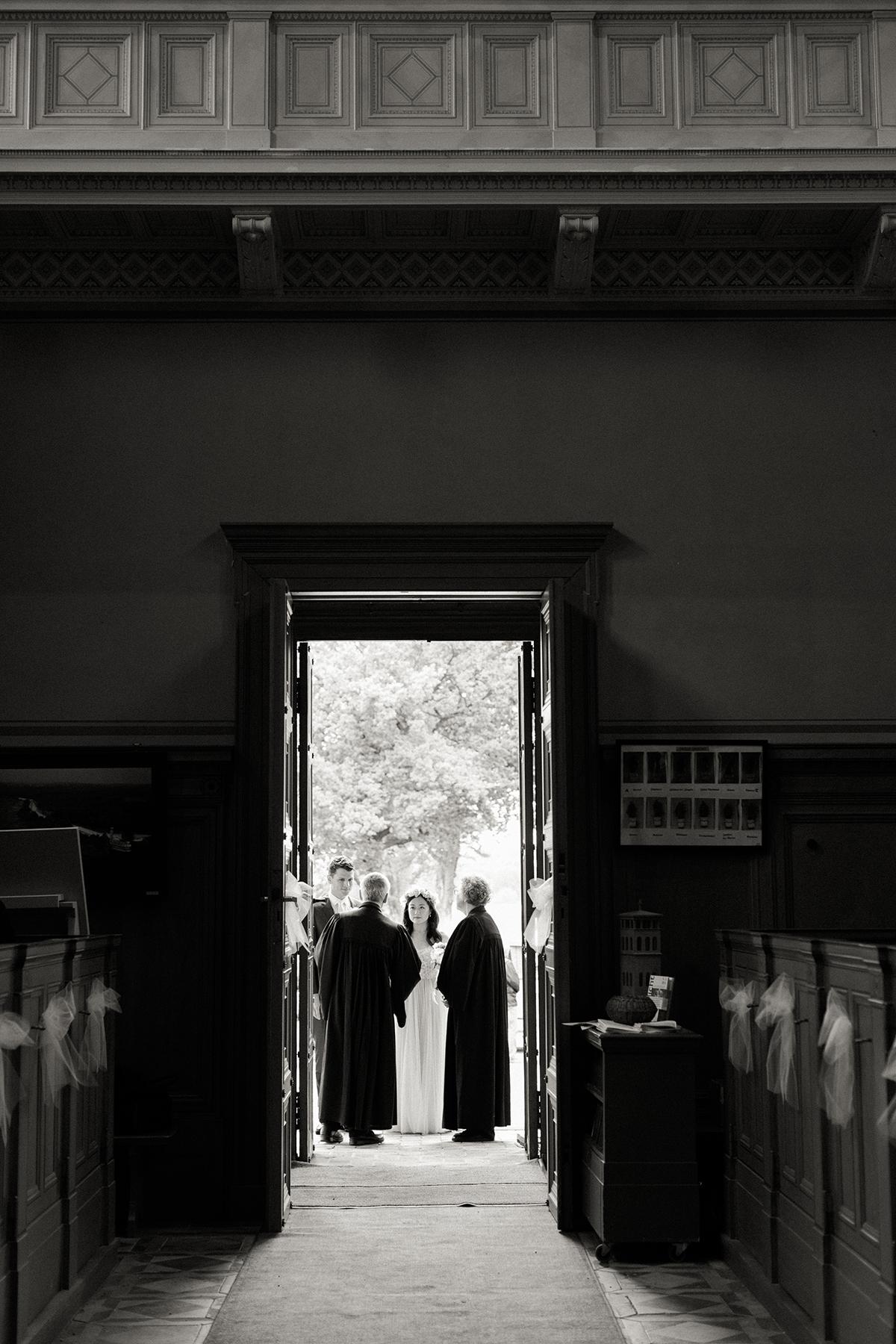 Heilandskirche Sacrow Hochzeit