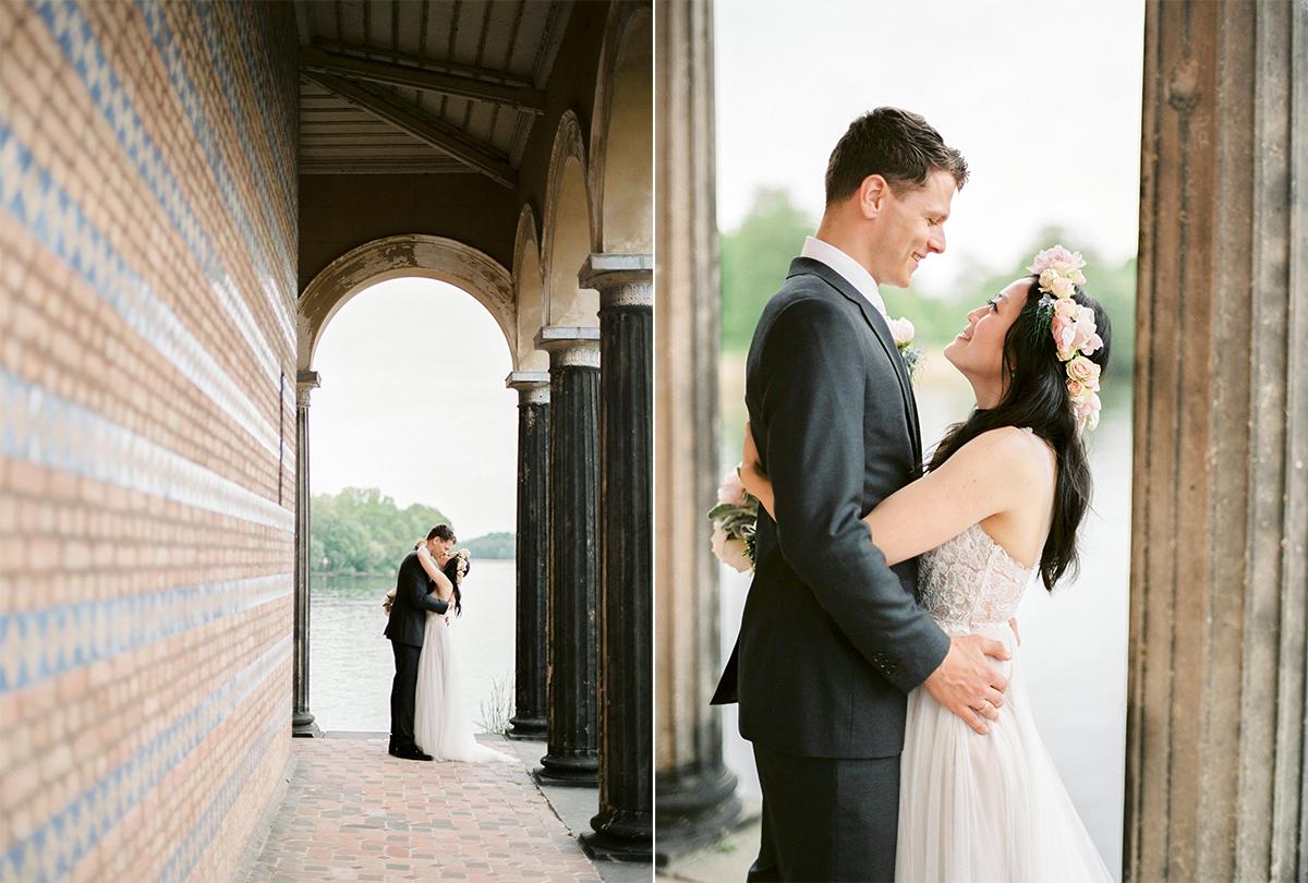 Heilandskirche Sacrow Hochzeitsfotograf