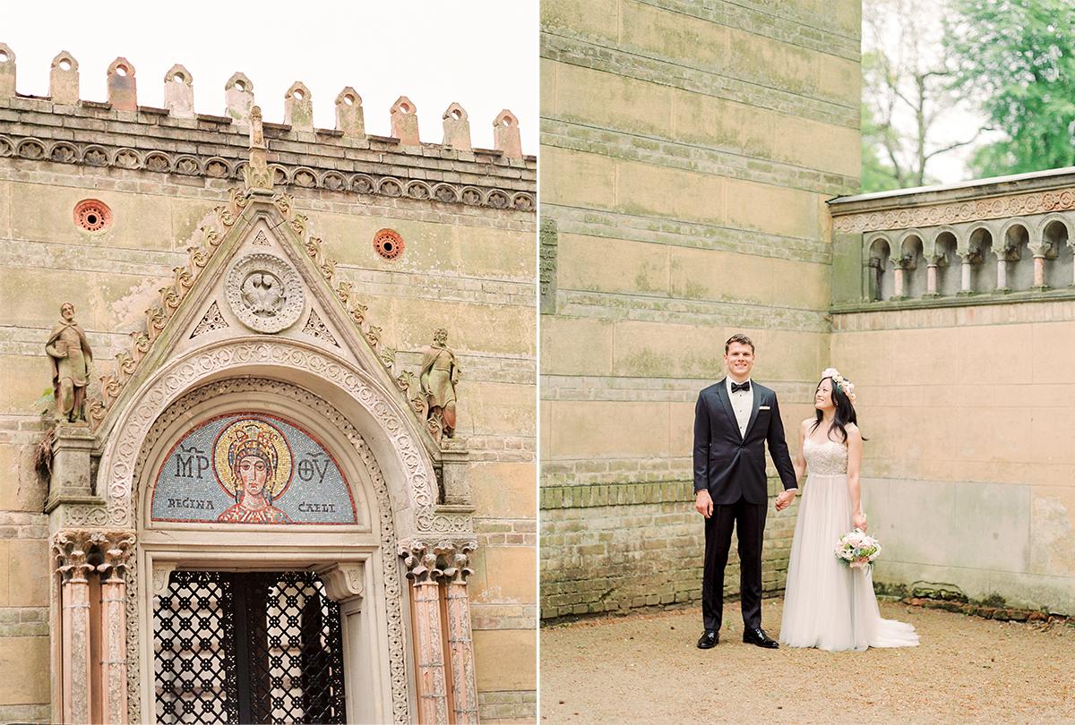 Schloss Glienicke Hochzeitsfotograf Potsdam