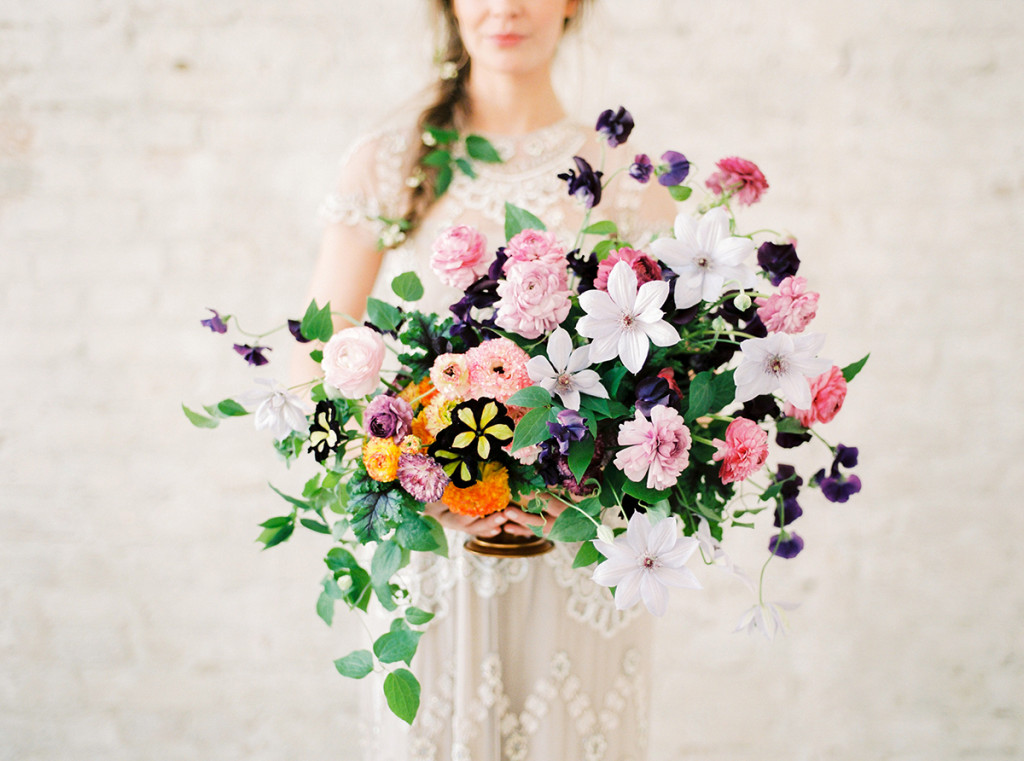 Colorful Floral Arrangement Mary Lennox Flowers