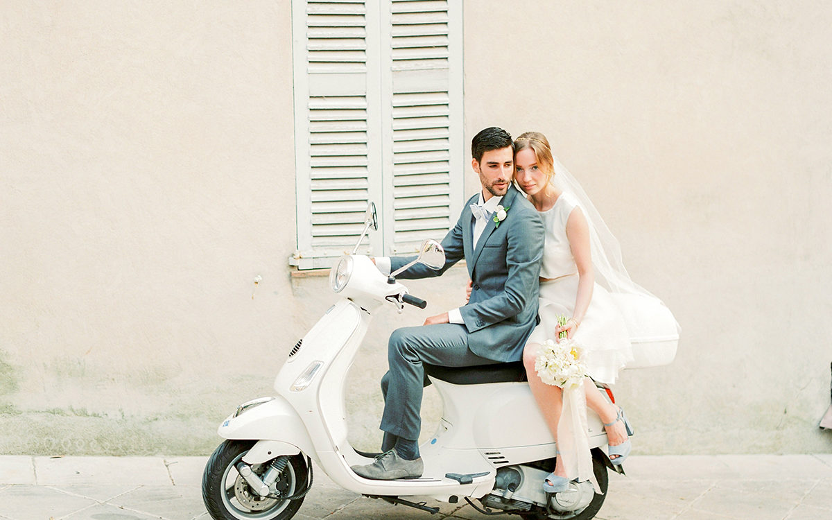 Saint Tropez Elopement