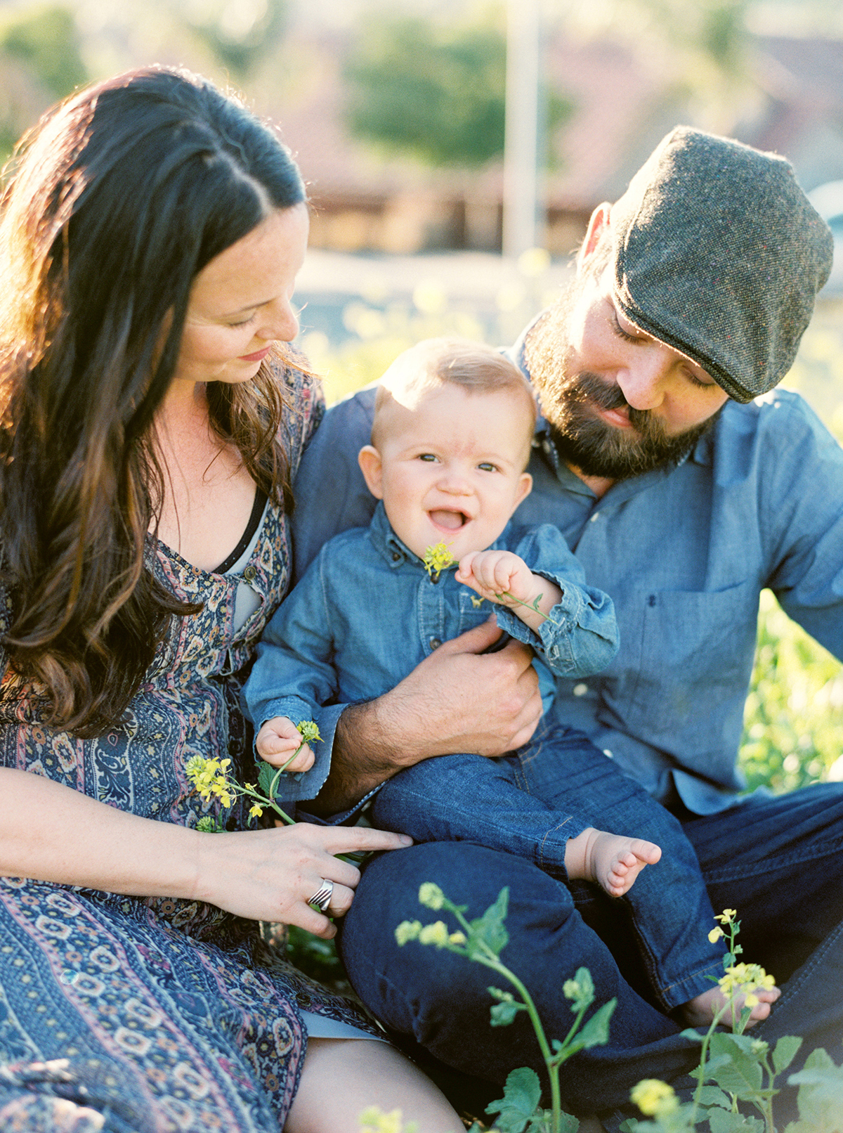 Film Family Photographer San Luis Obispo