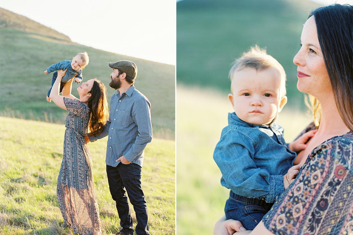 Film Family Photographer San Luis Obispo