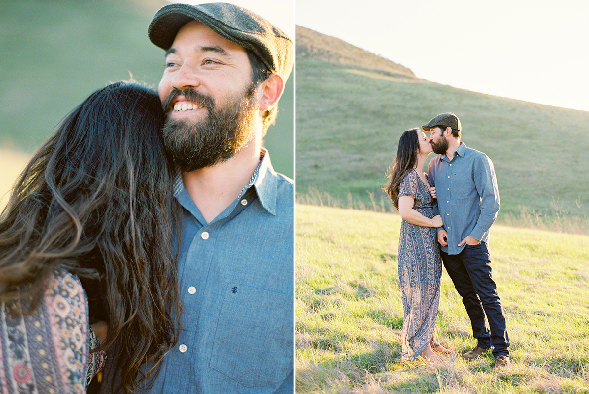 Film Engagement Photographer San Luis Obispo