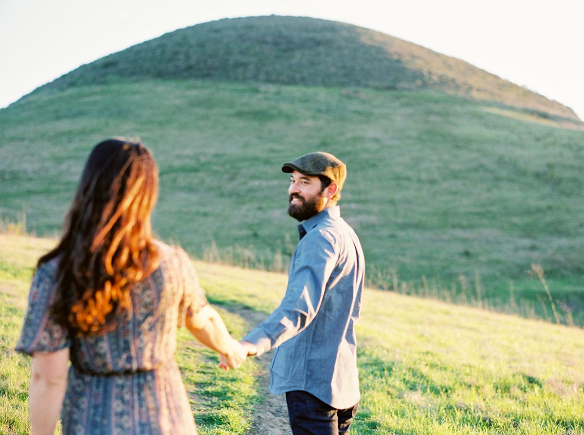 Film Engagement Photographer San Luis Obispo California