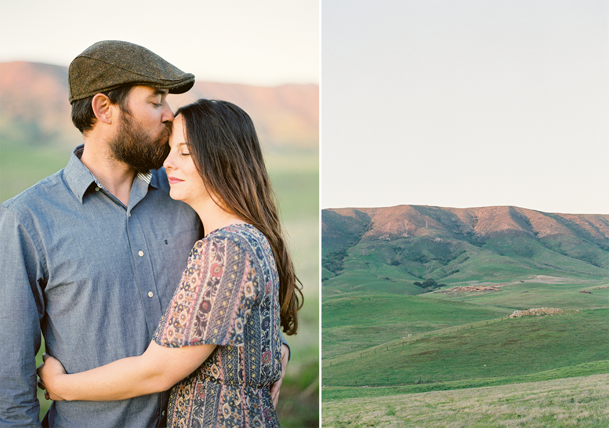 Film Engagement Photographer San Luis Obispo California