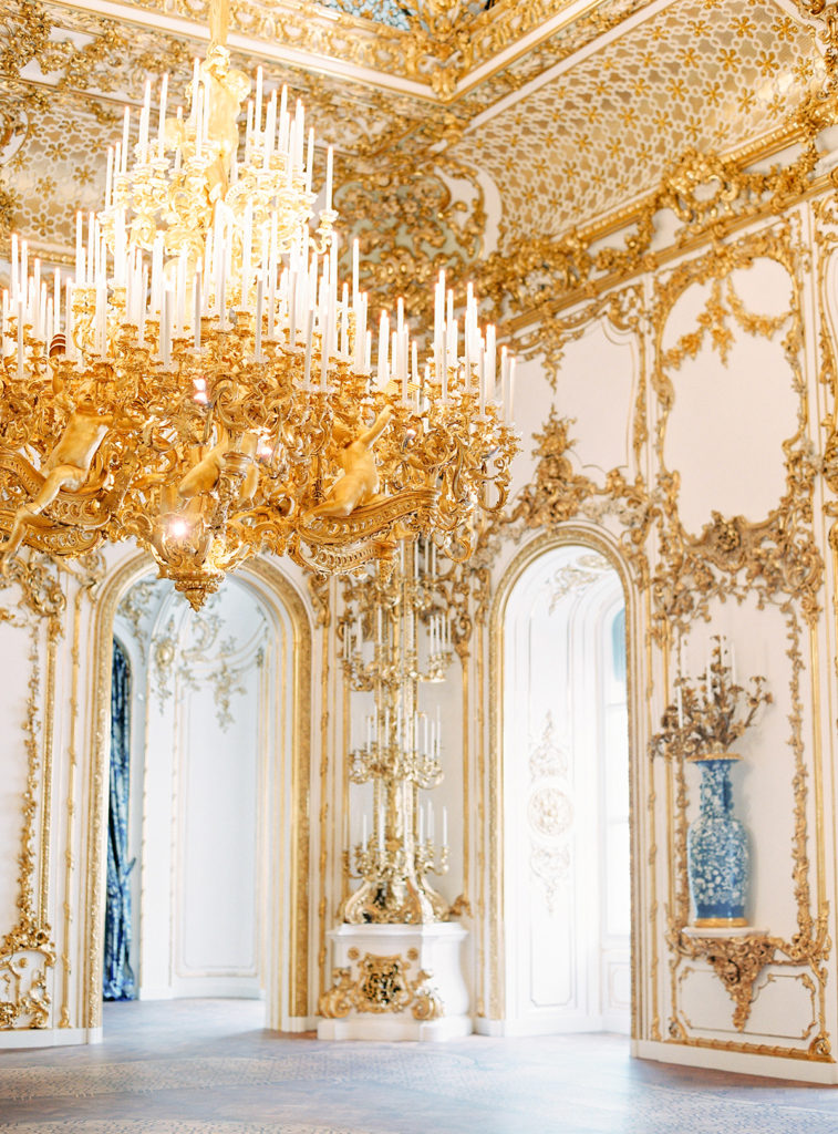 Vienna Wedding Palais Liechtenstein Styled by A Very Beloved Wedding Photo by Ashley Ludaescher