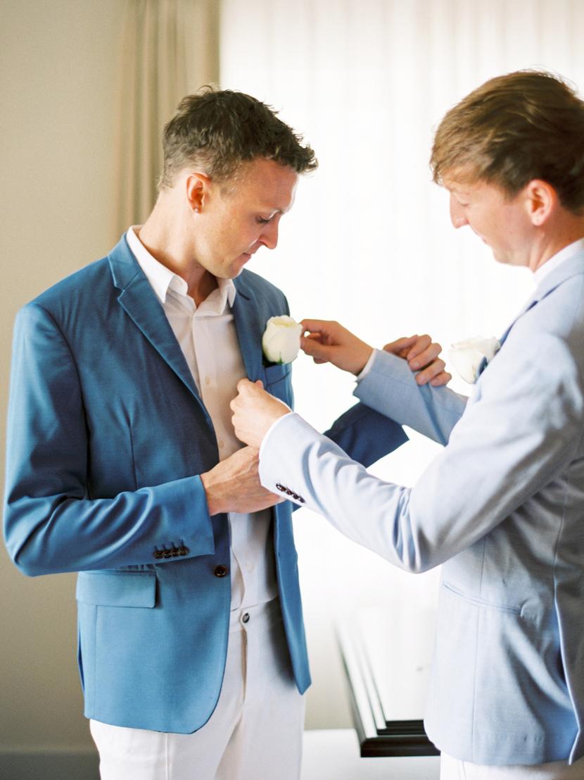 Belmond El Encanto Hotel Wedding