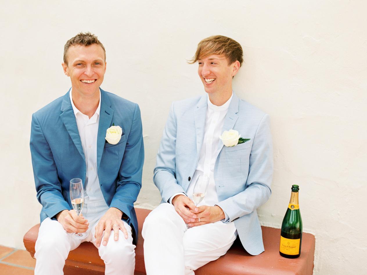 Santa Barbara Same Sex Wedding