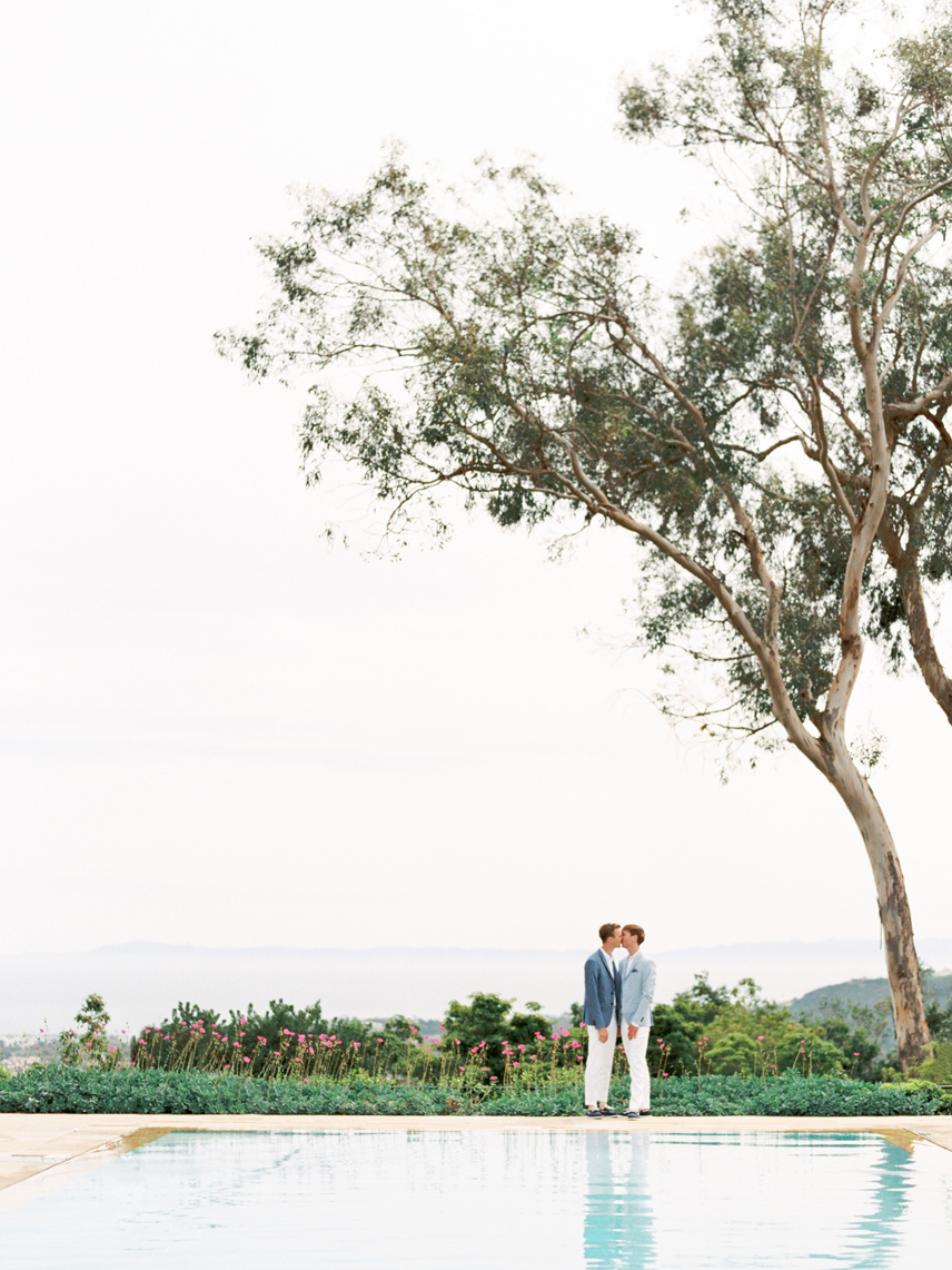 Belmond El Encanto Santa Barbara Wedding