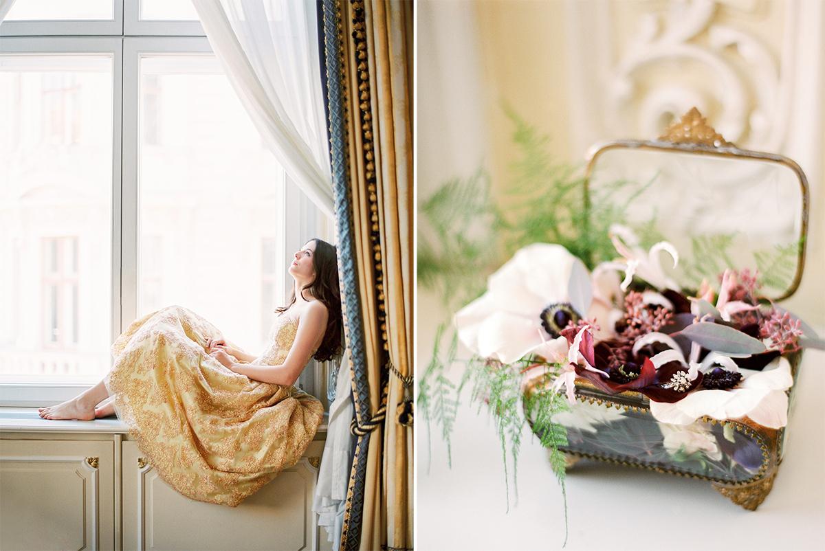 Hochzeitsfotograf Wien Palais Liechtenstein Hotel Imperial Vienna (3)
