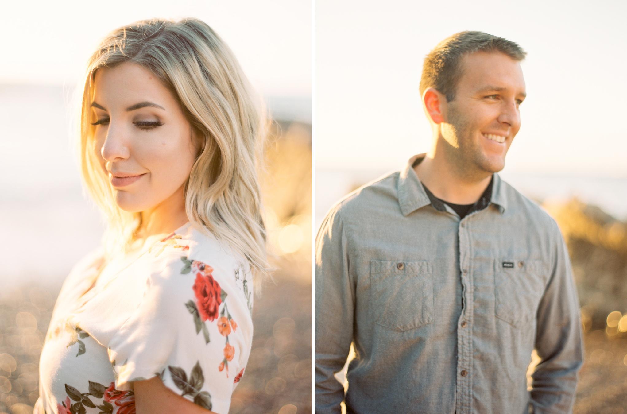 Montana de Oro Engagement Photography