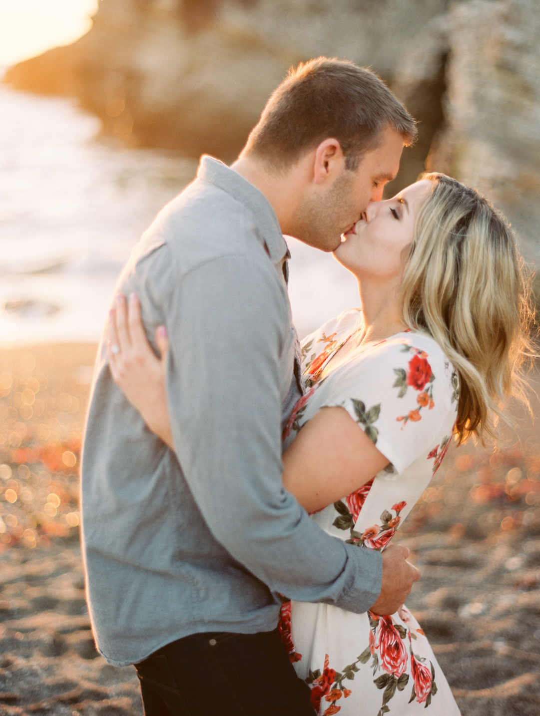 Big Sur Engagement Photography California