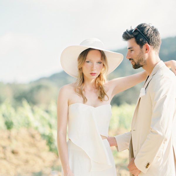 Summer Engagement Session in the French Riviera
