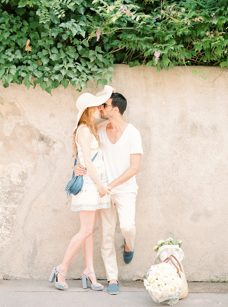 Saint Tropez Engagement Photographer