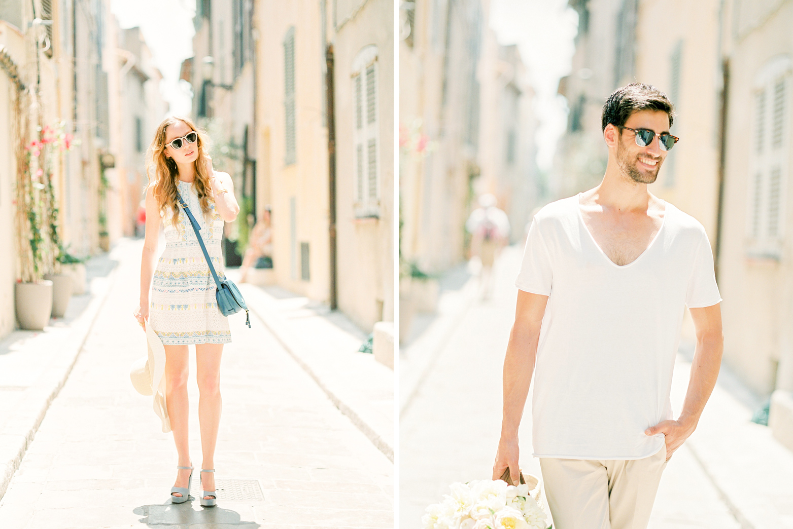 Saint Tropez Engagement Photographer