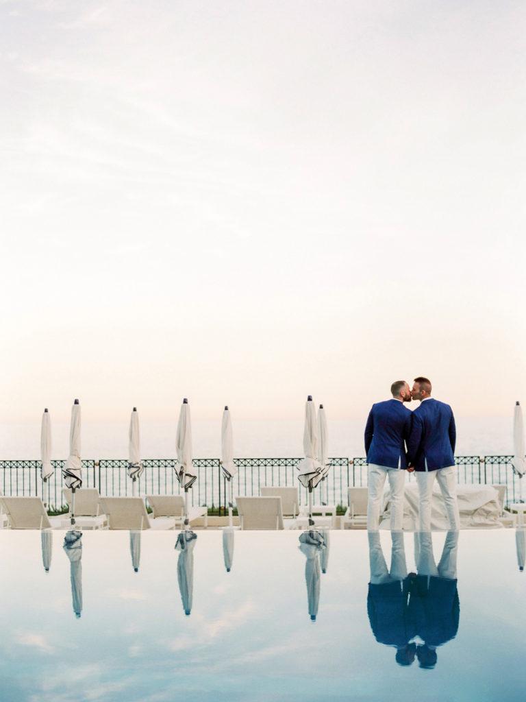 Grand Hotel du Cap Ferrat Wedding Photographer Ashley Ludaescher