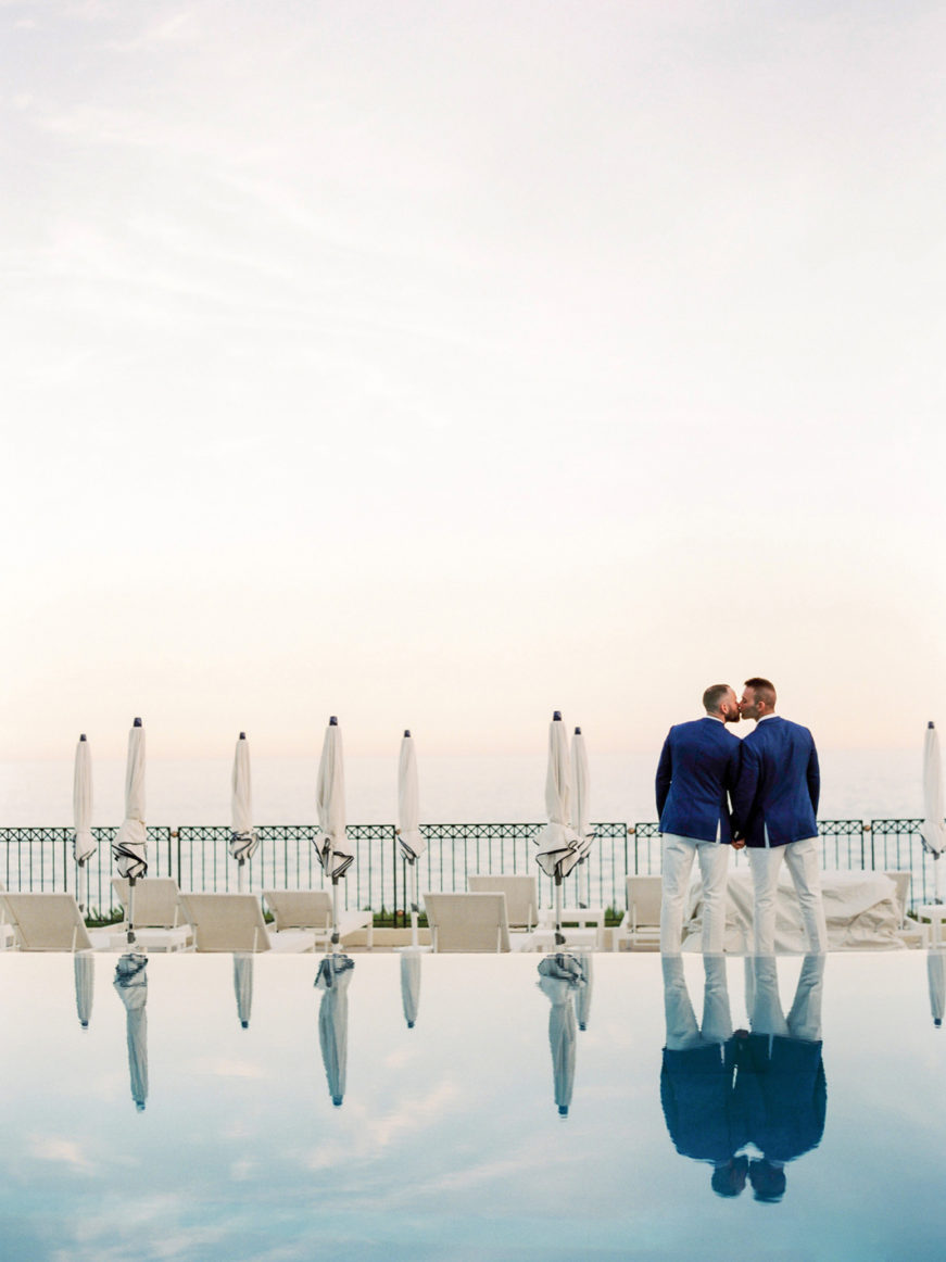 Grand Hotel du Cap Ferrat Wedding Photographer Ashley Ludaescher