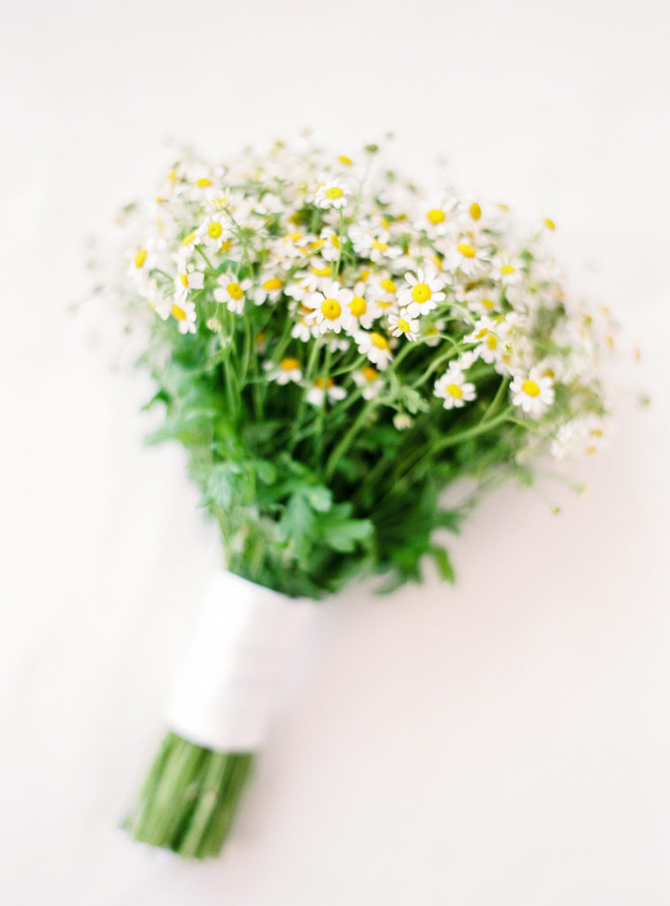 Marguerite Daisy Bridal Bouquet