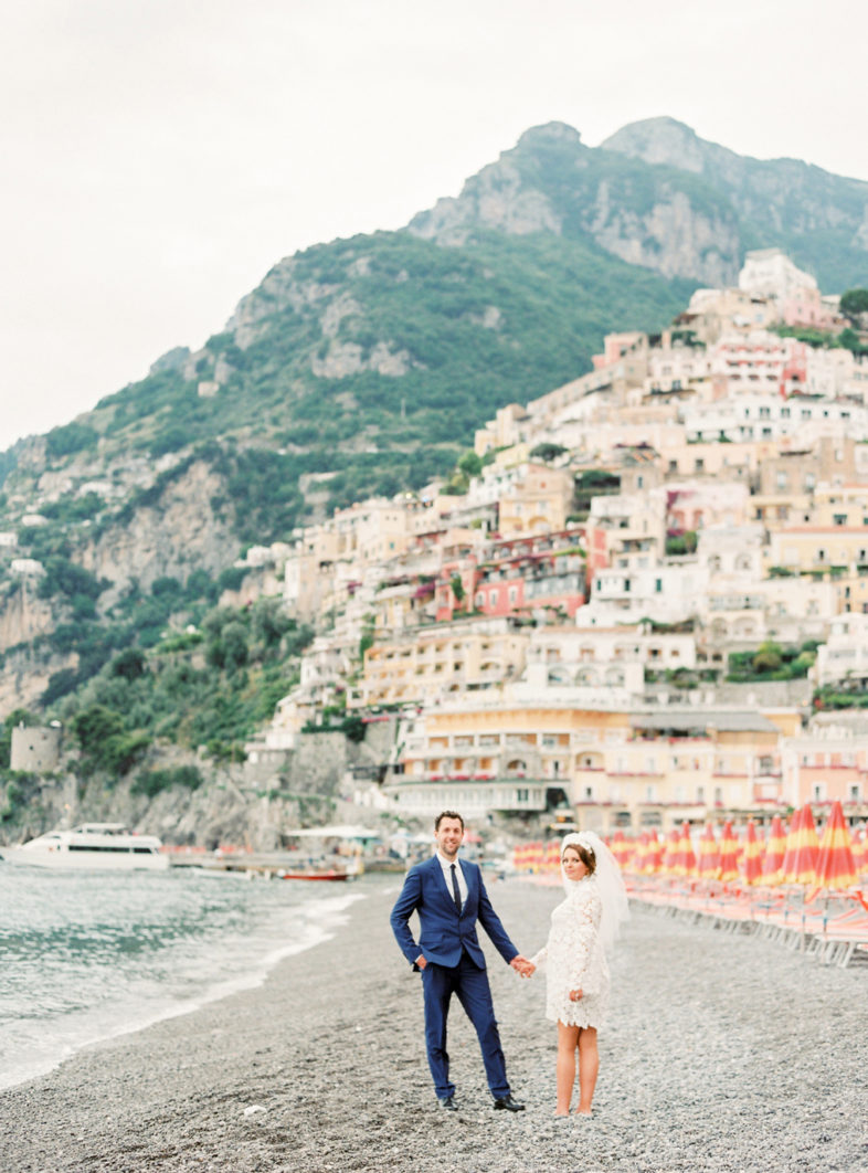 Positano Film Wedding Photographer Amalfi Coast