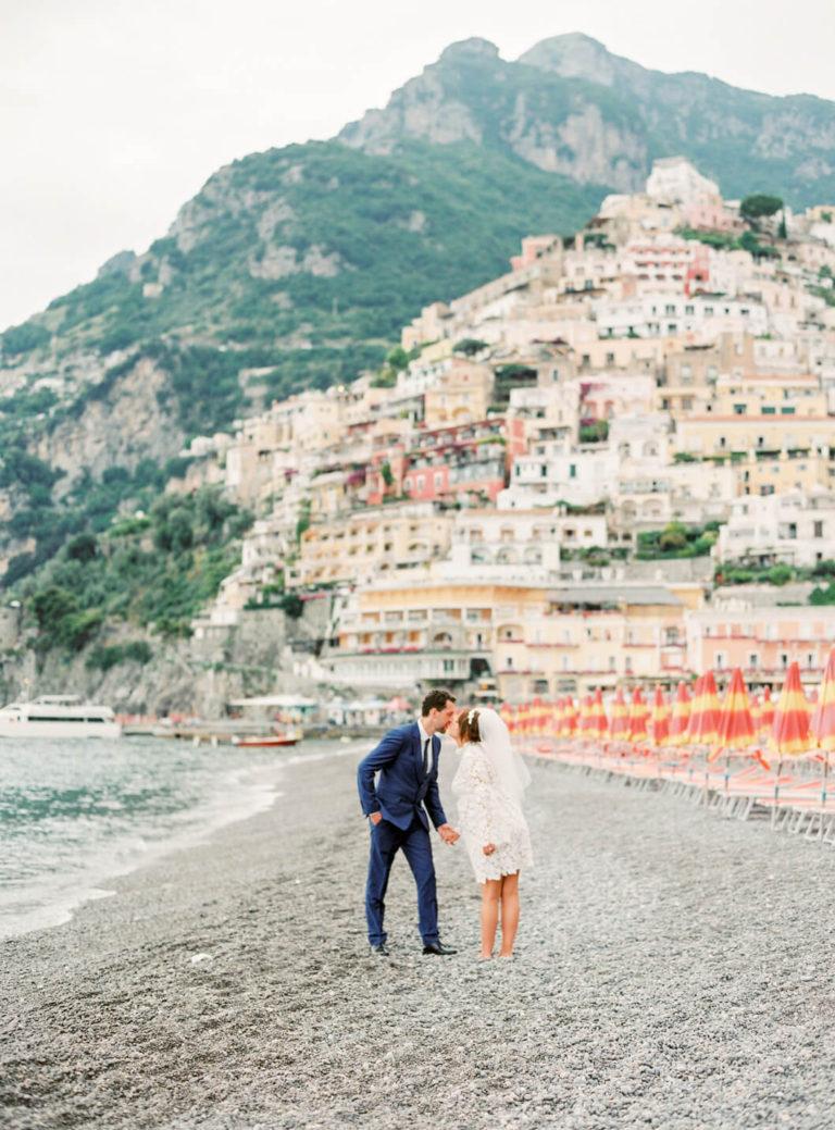 Positano Film Wedding Photographer