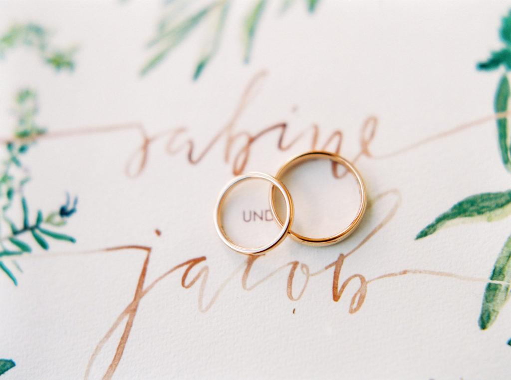 Milia Ink Wedding Invitations