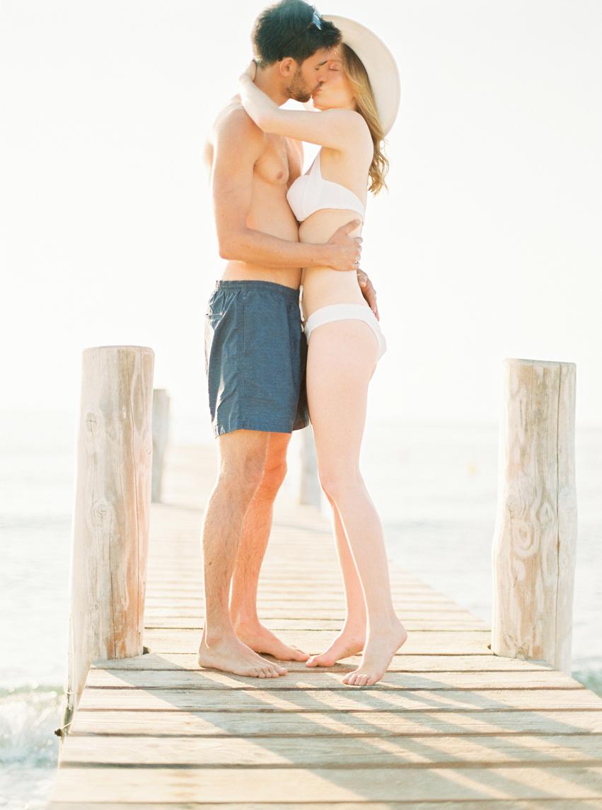 Saint Tropez Honeymoon Photo Session by Ashley Ludaescher Photography