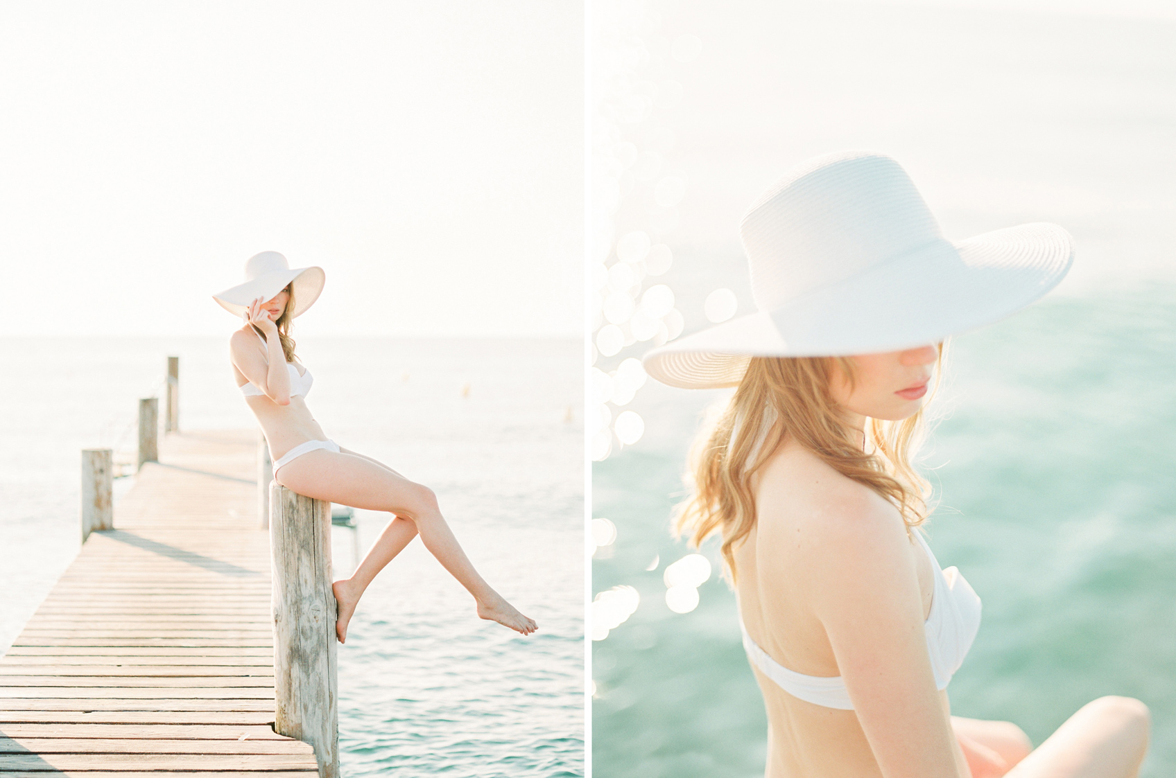 Saint Tropez Honeymoon Photo Session by Ashley Ludaescher Photography