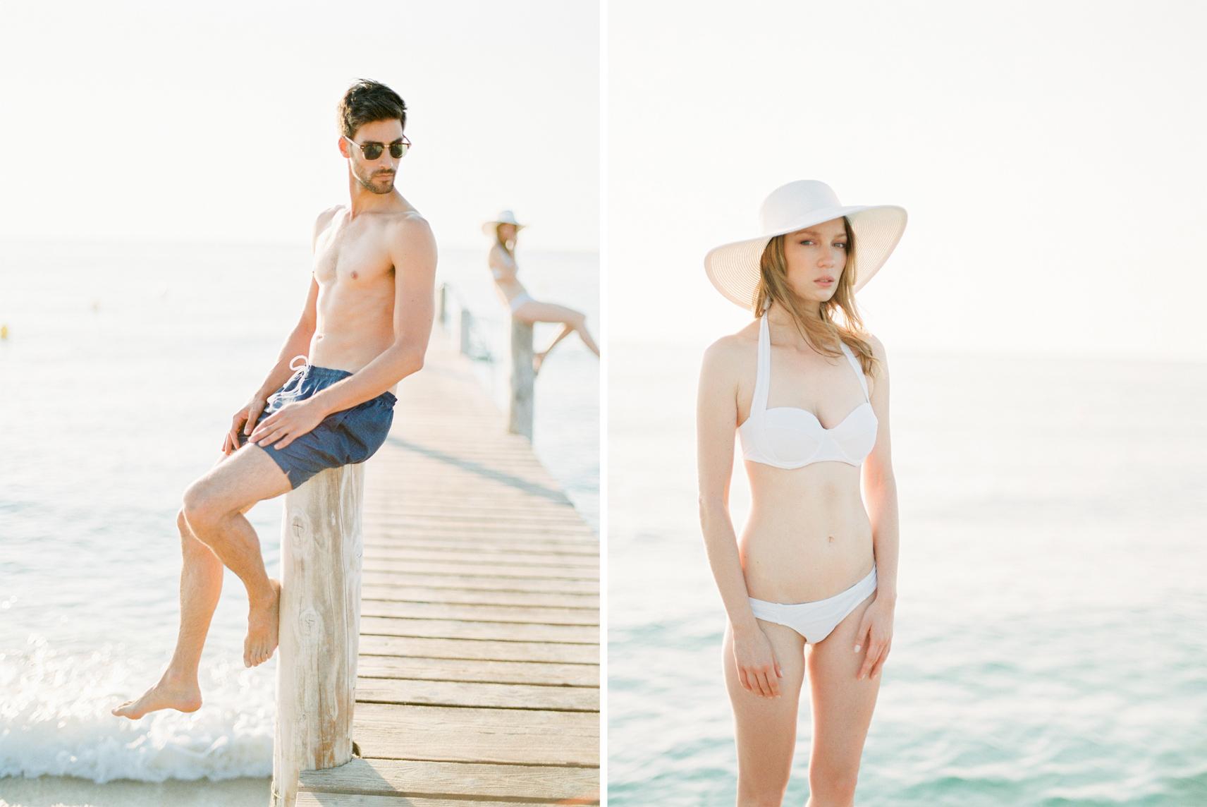 Saint Tropez Honeymoon Photo Session by Ashley Ludaescher Photography (26)