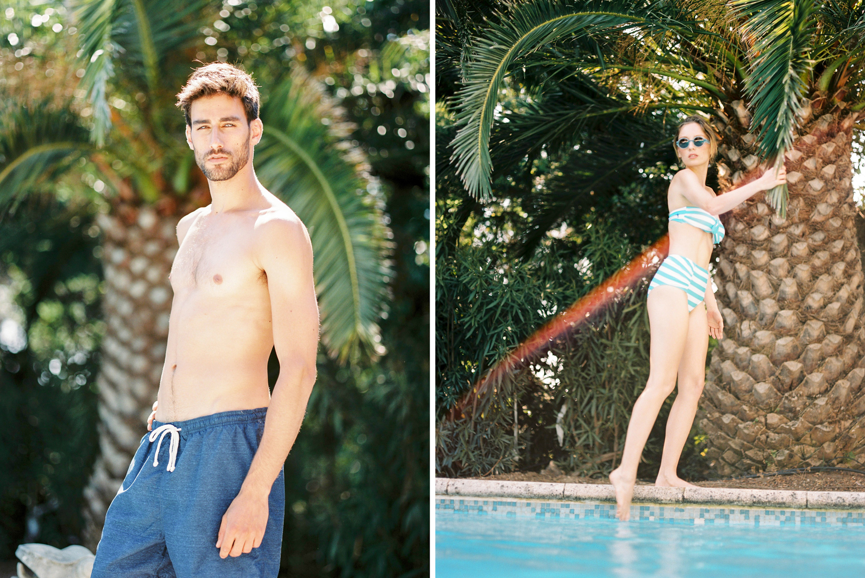 Saint Tropez Honeymoon Photo Session by Ashley Ludaescher Photography (11)