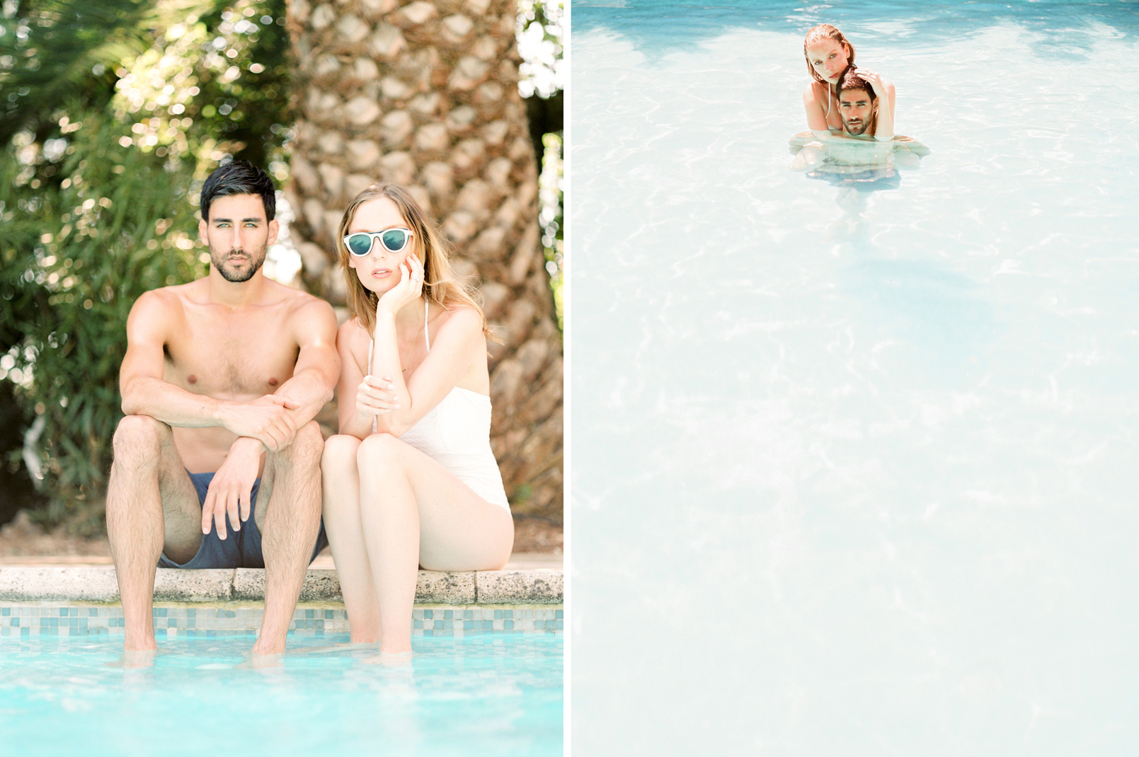 Saint Tropez Honeymoon Photo Session by Ashley Ludaescher Photography (4)